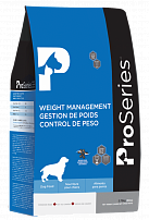 ProSeries weight management сухой корм для малоактивных и пожилых собак 12,9 кг